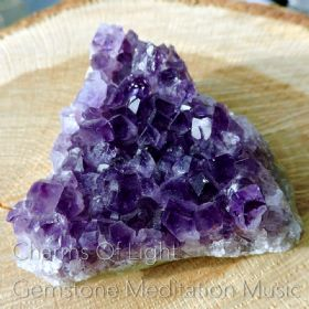 Amethyst Gemstone Meditation